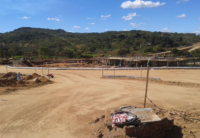 Construction Site 7 May 2013